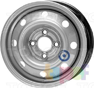 Колесные диски KFZ 5960. Изображение модели #1