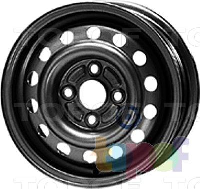 Колесные диски KFZ 5990