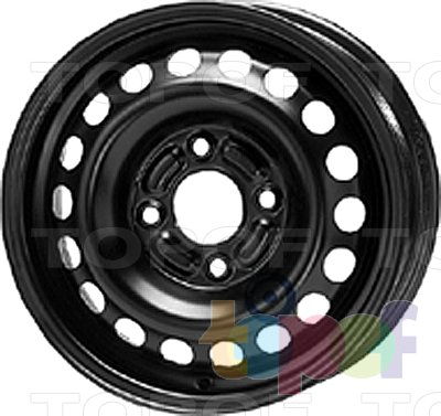 Колесные диски KFZ 6035