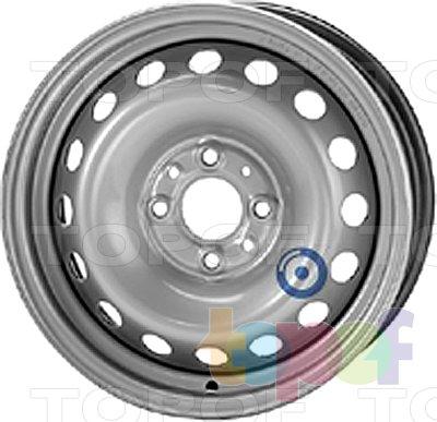 Колесные диски KFZ 6185. Изображение модели #1