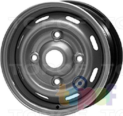Колесные диски KFZ 6220. Изображение модели #1