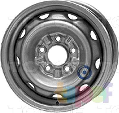 Колесные диски KFZ 6230. Изображение модели #1