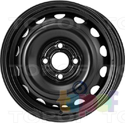 Колесные диски KFZ 6235. Изображение модели #1