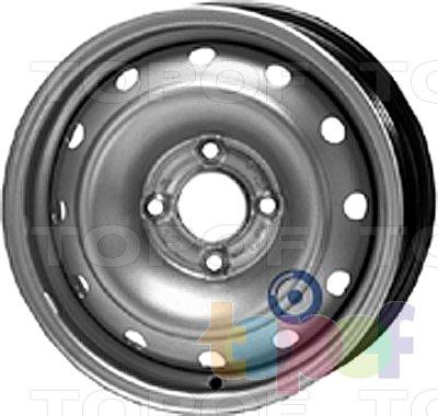 Колесные диски KFZ 6395