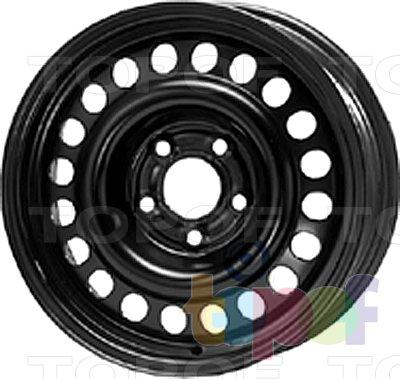 Колесные диски KFZ 6430. Изображение модели #1