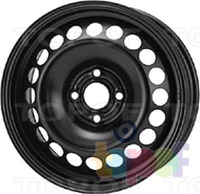 Колесные диски KFZ 6445