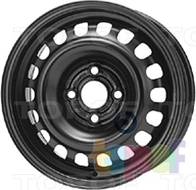 Колесные диски KFZ 6515