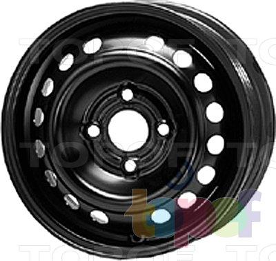 Колесные диски KFZ 6530
