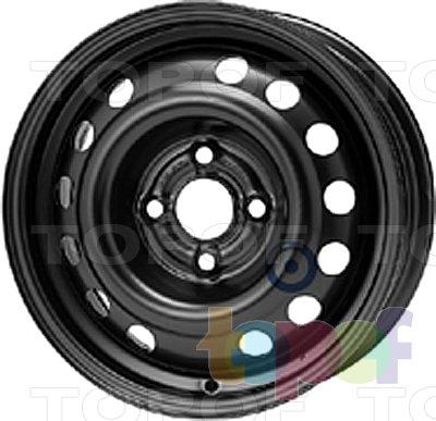Колесные диски KFZ 6565