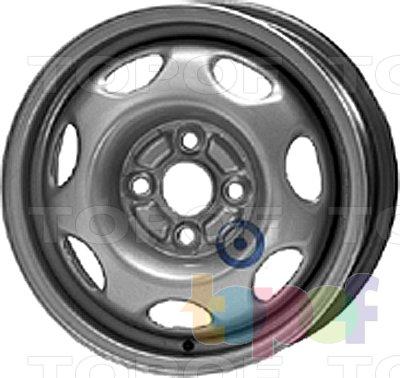 Колесные диски KFZ 6680