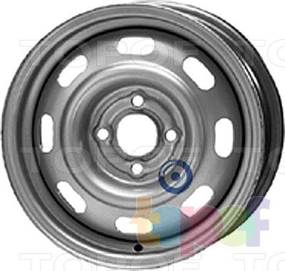 Колесные диски KFZ 6950
