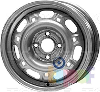 Колесные диски KFZ 7080