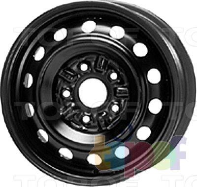 Колесные диски KFZ 7180