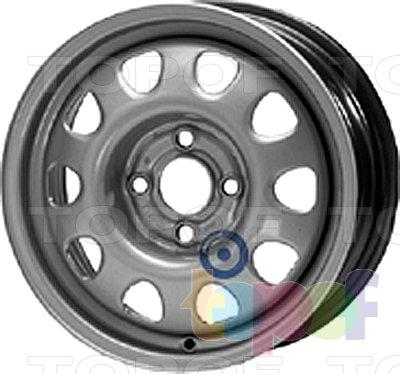 Колесные диски KFZ 7500