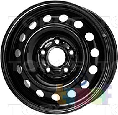 Колесные диски KFZ 7610