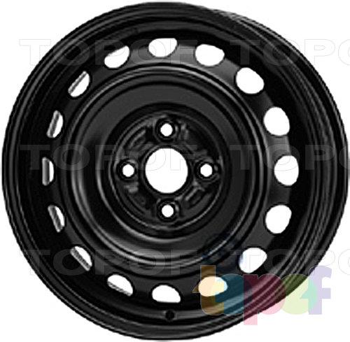 Колесные диски KFZ 7615