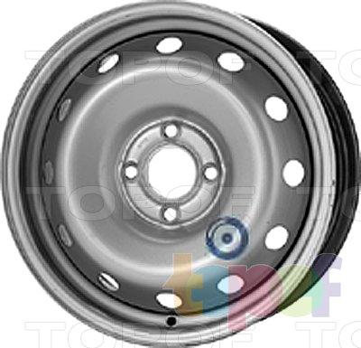 Колесные диски KFZ 7635