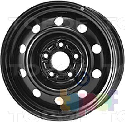 Колесные диски KFZ 7660