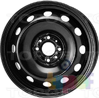 Колесные диски KFZ 7680