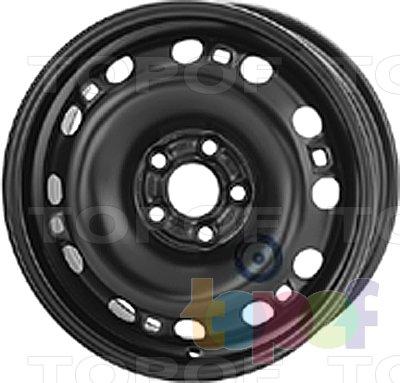 Колесные диски KFZ 7760