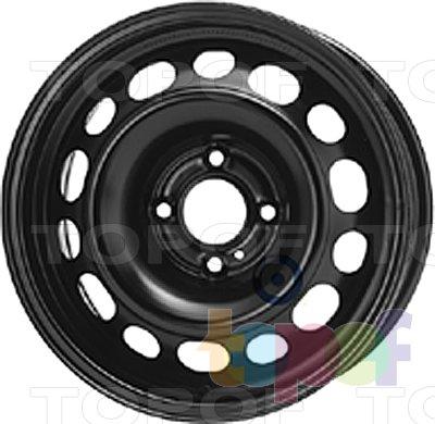 Колесные диски KFZ 7815. Изображение модели #1