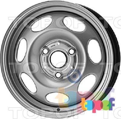 Колесные диски KFZ 7820. Изображение модели #1