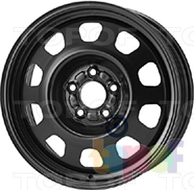 Колесные диски KFZ 7840