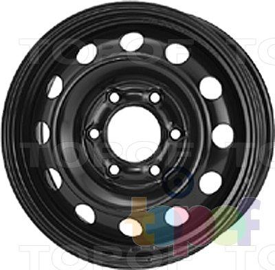 Колесные диски KFZ 7925