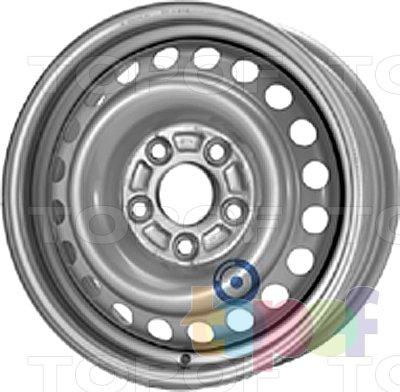 Колесные диски KFZ 7930. Изображение модели #1