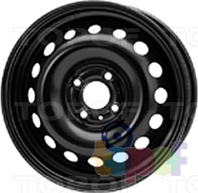 Колесные диски KFZ 7935. Изображение модели #1