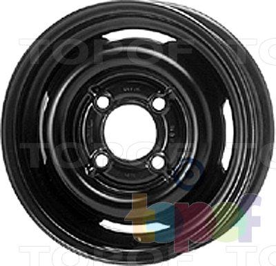 Колесные диски KFZ 7950. Изображение модели #1