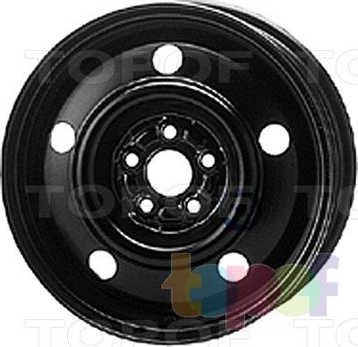 Колесные диски KFZ 8030