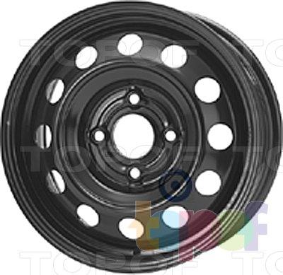 Колесные диски KFZ 8075
