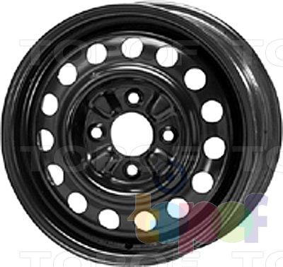 Колесные диски KFZ 8110