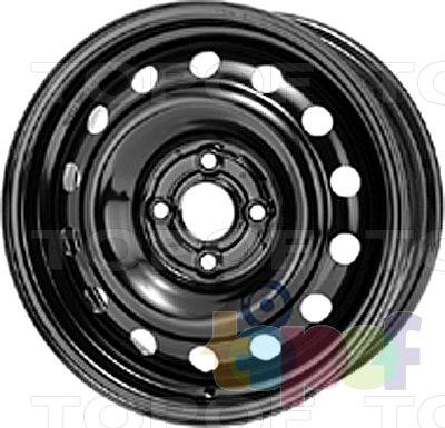 Колесные диски KFZ 8135