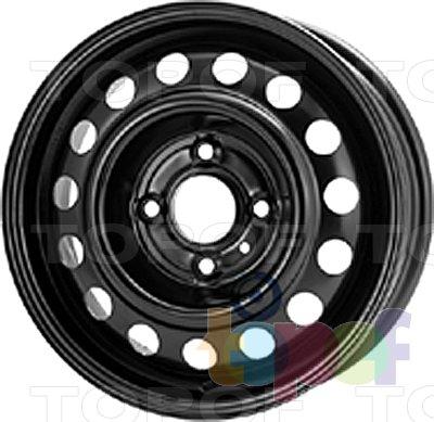 Колесные диски KFZ 8195. Изображение модели #1