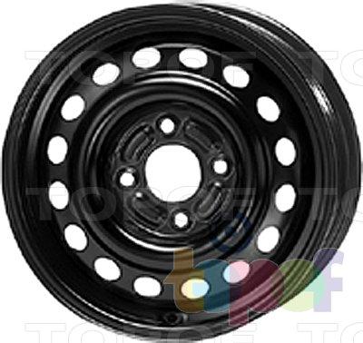 Колесные диски KFZ 8270