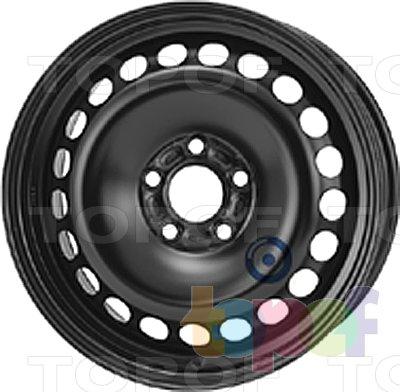 Колесные диски KFZ 8275