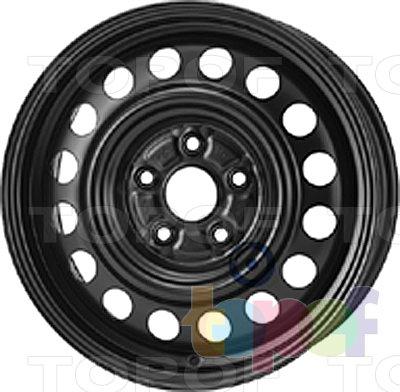 Колесные диски KFZ 8315. Изображение модели #1