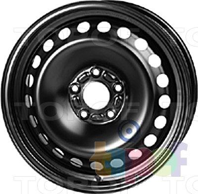 Колесные диски KFZ 8325