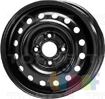 Колесные диски KFZ 8350