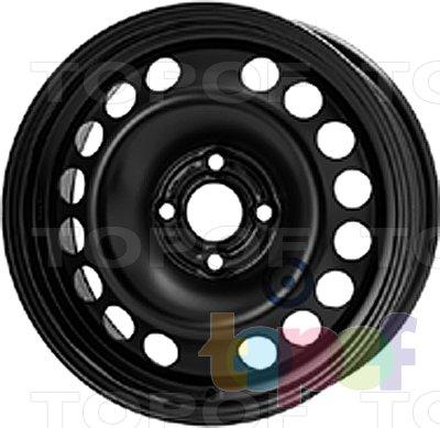 Колесные диски KFZ 8365