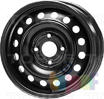 Колесные диски KFZ 8410