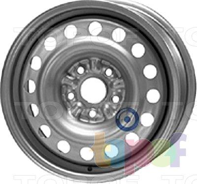 Колесные диски KFZ 8430