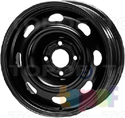 Колесные диски KFZ 8470. Изображение модели #1