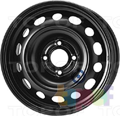 Колесные диски KFZ 8477. Изображение модели #1