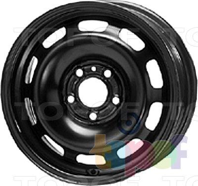 Колесные диски KFZ 8480