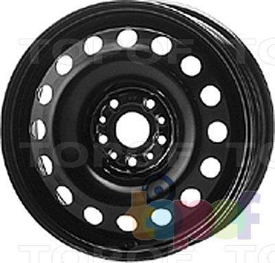 Колесные диски KFZ 8485. Изображение модели #1