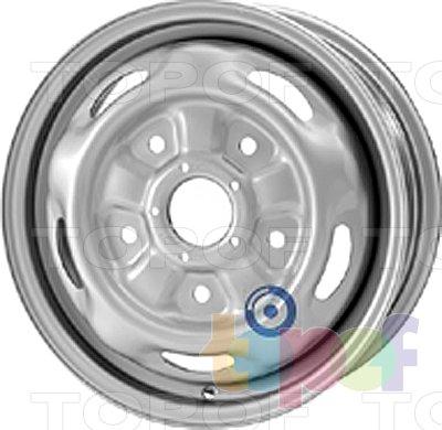 Колесные диски KFZ 8505. Изображение модели #1