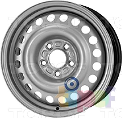 Колесные диски KFZ 8525